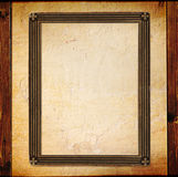 Vintage photoframe Royalty Free Stock Images