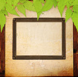 Vintage photoframe Royalty Free Stock Image