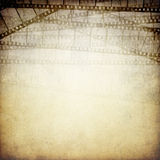 Vintage photographic background. Royalty Free Stock Photo