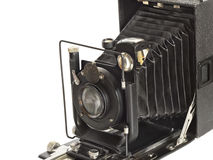 Vintage photographic camera Stock Photography