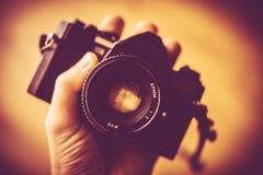 Vintage Photography Concept Stock Photos