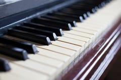 Vintage Piano Stock Image