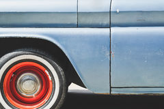 Vintage Pick-up Truck Stock Photos