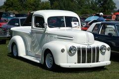 Vintage pickup Stock Image