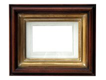 Vintage picture frame Royalty Free Stock Image