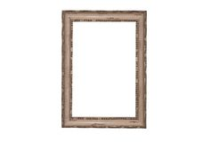 Vintage picture frame Stock Photography