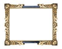 Vintage picture frame Stock Image