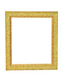 Vintage picture frame isolated Royalty Free Stock Photography