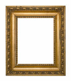 Vintage picture frame with ornaments Royalty Free Stock Photos