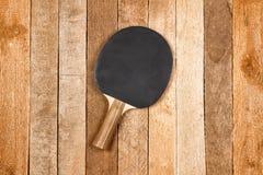 Vintage ping pong paddle Royalty Free Stock Image