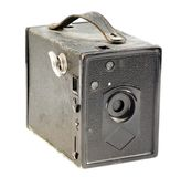 Vintage Pinhole Camera Royalty Free Stock Image