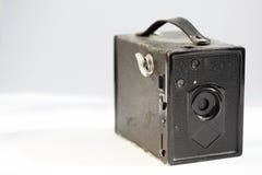 Vintage Pinhole Camera Stock Photo