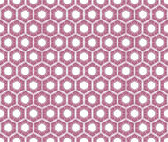 Vintage pink flowered pattern Stock Photo