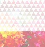 Vintage pink minimalistic background Stock Photography