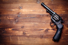 Vintage pistols Royalty Free Stock Photos