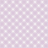 Vintage plaid pattern. Vintage white and pink plaid pattern Stock Image