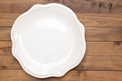 Vintage plate Royalty Free Stock Image