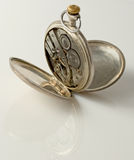 Vintage pocket watch. Royalty Free Stock Images