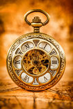 Vintage pocket watch Stock Image