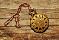 Vintage pocketwatch Stock Image