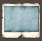 Vintage Polaroid frame Stock Image