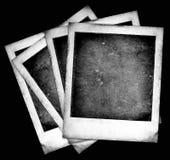 Vintage Polaroid frames Royalty Free Stock Photography
