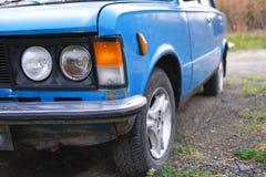 Vintage polish car