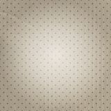 Vintage polka dot background Stock Images