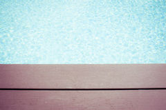 Vintage pool shot Royalty Free Stock Image