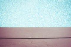 Vintage pool shot Royalty Free Stock Image