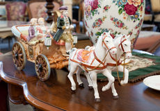 Vintage porcelain Royalty Free Stock Photo
