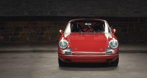 Vintage Porsche 911 Car Royalty Free Stock Photos