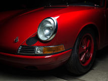 Vintage Porsche 911 Car Stock Image
