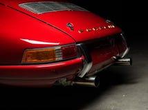 Vintage Porsche 911 Car Stock Photography