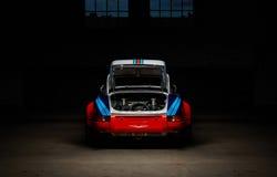 Vintage Porsche 911 Car Royalty Free Stock Photo