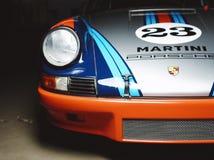 Vintage Porsche 911 Car Royalty Free Stock Photography