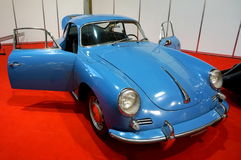 Vintage Porsche car Royalty Free Stock Photography