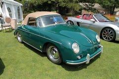 Vintage Porsche sports car Stock Photos