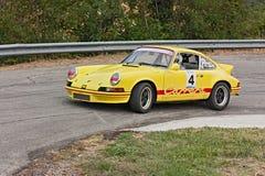 Vintage Porsche 911 T Stock Photography