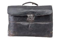 Vintage portfolio (briefcase) Stock Image