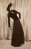 Vintage portrait royalty free stock images