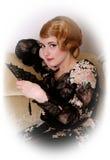 Vintage portrait Royalty Free Stock Image
