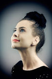 Vintage portrait Royalty Free Stock Photography