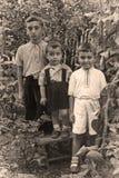 Vintage portrait Stock Photos