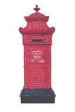 Vintage post box Royalty Free Stock Images