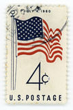 Vintage postage stamp USA Stock Images