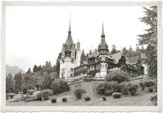 Vintage postcard Royalty Free Stock Images