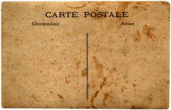 Vintage postcard. Royalty Free Stock Image