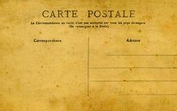 Vintage postcard. Stock Images