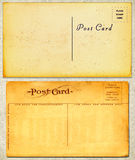 Vintage Postcards Stock Photo